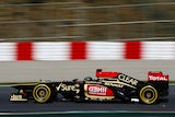Renault F1 barcelona test feb 2016