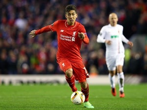 Team News: Firmino leads the Liverpool attack