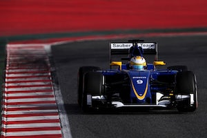 Sauber to be first with 2017 car