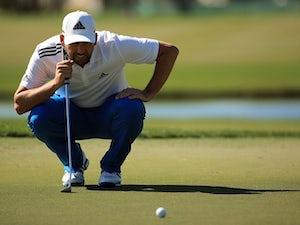 Garcia: 'I felt calm during Masters final round'