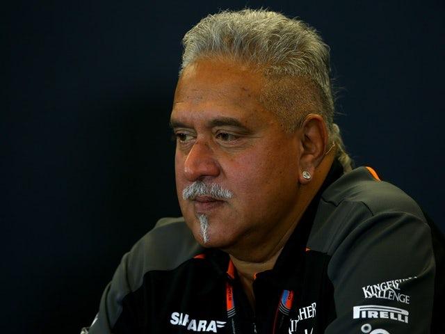 Force India 'named in Vijay Mallya money laundering'
