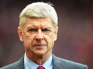 Wenger happy with