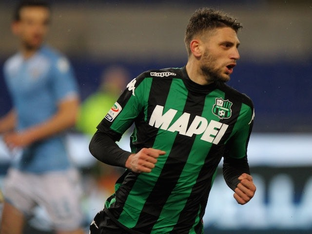 Result: Hapless Lazio slip to Sassuolo defeat
