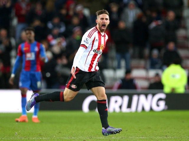 Result: Late Fabio Borini strike rescues Sunderland