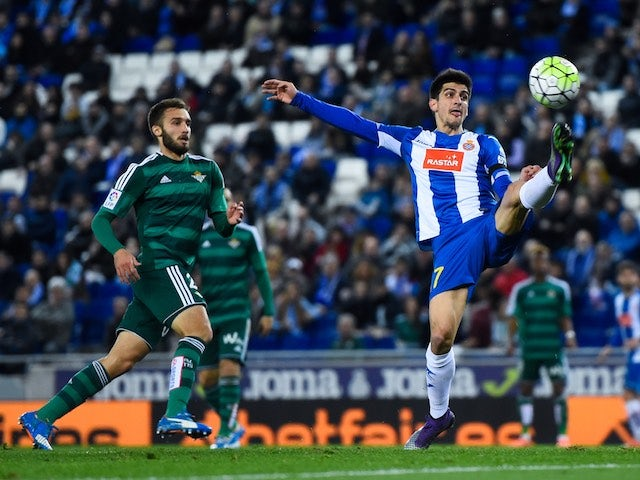 Result: Real Betis cruise past Espanyol