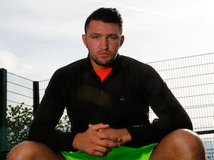 Hughie Fury back in ring next month