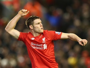 Liverpool hit five past 10-man Hull City