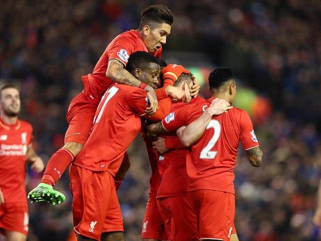Result: Liverpool dent Man City title hopes