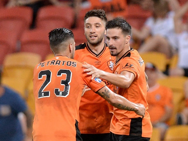 Result: Brisbane bounce back to down Wanderers