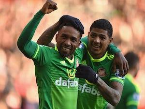 Team News: Defoe returns for Sunderland