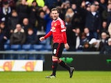 Juan Mata wanders back to the dressing room during the Premier League game between West Bromwich Albion and Manchester United on March 6, 2016
