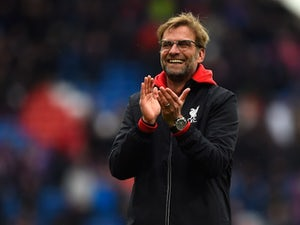 "Klopp ""really pleased"" with young guns"