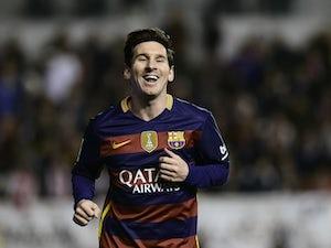 Team News: Messi, Vardy start in Stockholm