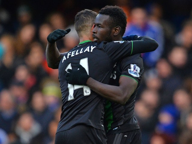 Result: Stoke earn point at Chelsea
