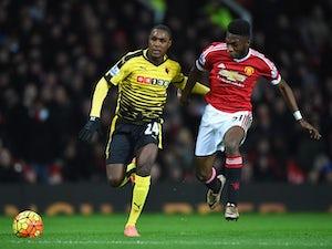 Report: Man United lead Ighalo race