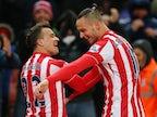 Stoke City forward Marko Arnautovic doubtful for Manchester City clash