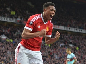 Anthony Martial 'feeling much better'