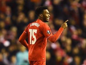 Sturridge scores twice in Liverpool rout