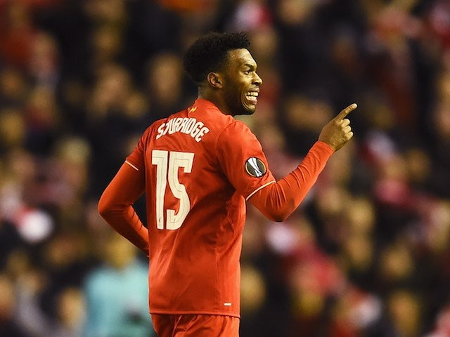 Result: Sturridge scores twice in Liverpool rout