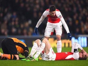 Team News: Gabriel, Mertesacker start for Arsenal