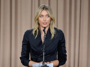 Sharapova unconcerned by doping criticism