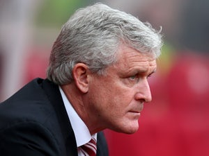 "Hughes ""hopeful"" over new Stoke signings"