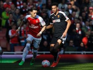 Watford stun FA Cup holders Arsenal