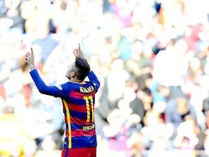 Result: Neymar nets brace as Barca beat Juventus