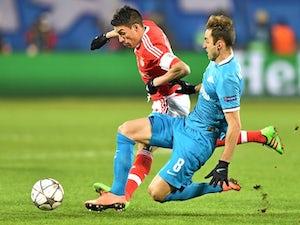 Spurs 'consider Nico Gaitan swoop'