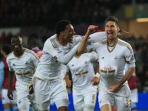 Fernandez goal sees Swansea beat Villa