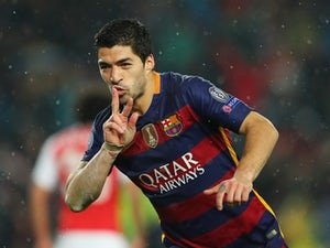 Team News: El Haddadi in for Luis Suarez