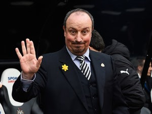 Team News: Benitez rings changes for Newcastle