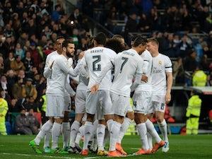 Real Madrid breeze past Sevilla in Madrid