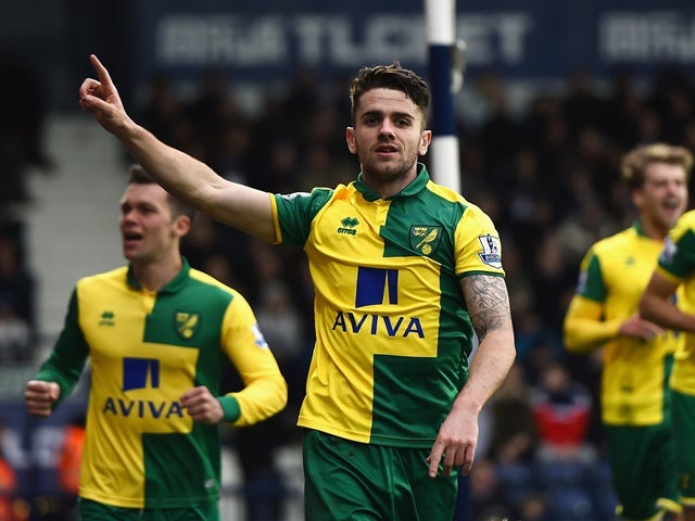 Result: Norwich climb out of relegation zone