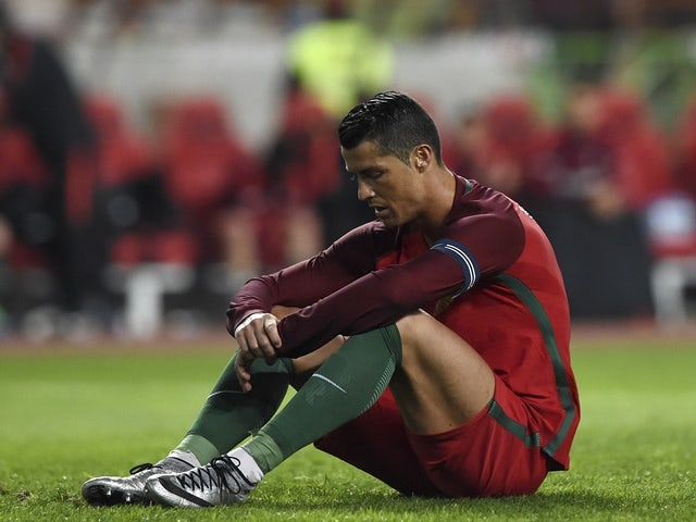 online retailer 28d24 cd57f Result  Cristiano Ronaldo misses penalty in Portugal loss