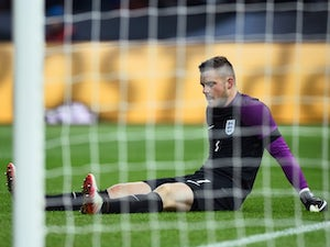 Jack Butland to start against Lithuania