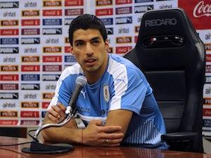 Luis Suarez doubt for Copa America?