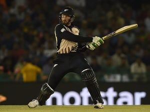 New Zealand level series with India