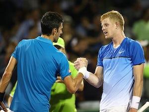 Edmund loses to Djokovic at US Open