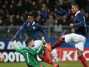 Haller double downs Scotland Under-21s