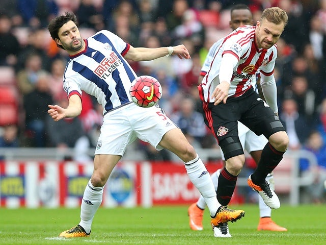 Result: Sunderland, West Brom play out goalless draw