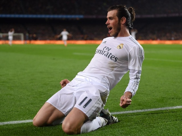 Bale returns to training after two-month absence