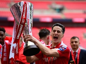 Barnsley win Johnstone's Paint Trophy