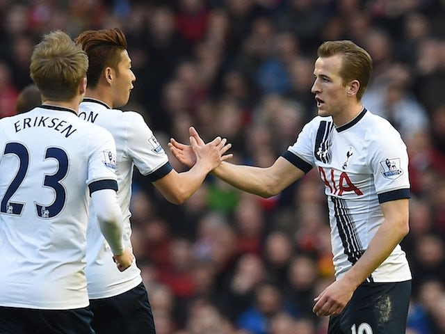 Result: Tottenham made to settle for a point at Anfield