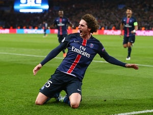 PSG's Rabiot: 'I am open to offers'