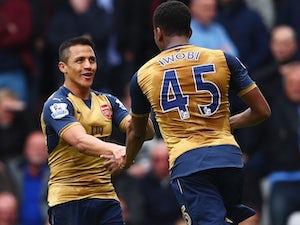 Iwobi hails Arsenal teammate Welbeck