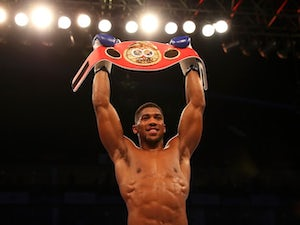 Joshua vows to build on Klitschko win