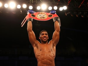 Joshua hopes to retire in five years' time