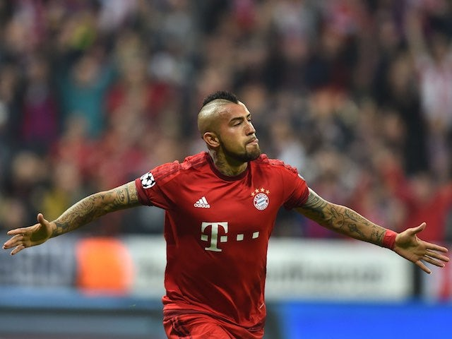 Vidal ends Chile career