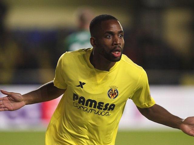 Result: Bakambu gives Villarreal slender advantage